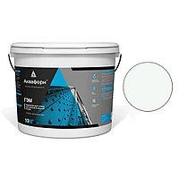 АКВАФОРН-ГЭМ – Акриловая грунт-эмаль для металла на водной основе (10 кг) RAL 9003