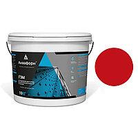 АКВАФОРН-ГЭМ – Акриловая грунт-эмаль для металла на водной основе (10 кг) RAL 3020