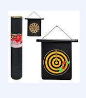 Игровой набор Дартс магнитный в тубусе