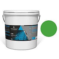 АКВАФОРН-ГЭМ – Акриловая грунт-эмаль для металла на водной основе (20 кг) RAL 6018