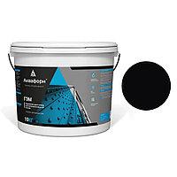 АКВАФОРН-ГЭМ – Акриловая грунт-эмаль для металла на водной основе (10 кг) RAL 9005