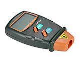Тахометр лазерный бесконтактный Walcom DT-2234C+ (от 2,5 до 99999 об/мин), фото 3