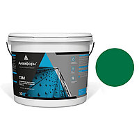 АКВАФОРН-ГЭМ – Акриловая грунт-эмаль для металла на водной основе (10 кг) RAL 6029