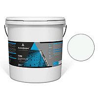 АКВАФОРН-ГЭМ – Акриловая грунт-эмаль для металла на водной основе (20 кг) RAL 9003