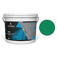 АКВАФОРН-ГЭМ – Акриловая грунт-эмаль для металла на водной основе (10 кг) RAL 6032