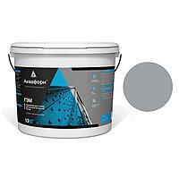 АКВАФОРН-ГЭМ – Акриловая грунт-эмаль для металла на водной основе (10 кг) RAL 7040