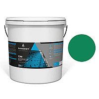 АКВАФОРН-ГЭМ – Акриловая грунт-эмаль для металла на водной основе (20 кг) RAL 6032