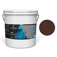 АКВАФОРН-ГЭМ – Акриловая грунт-эмаль для металла на водной основе (20 кг) RAL 8016