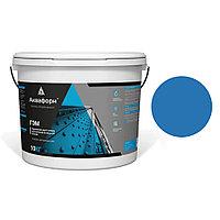 АКВАФОРН-ГЭМ – Акриловая грунт-эмаль для металла на водной основе (10 кг) RAL 5015