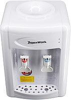 Кулер для воды Aqua Work 0.7TDR белый, фото 3