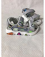 Детские ортопедические сандалики - мигалки
