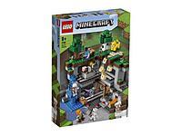 LEGO Первое приключение Minecraft