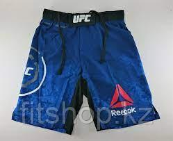 Шорт Reebok UFC (Размеры с 26 по 38) синие