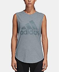 Adidas Женская спортивная майка L, 48