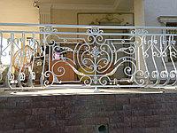 Балконные перила кованые Игги