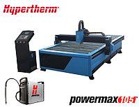 Станок плазменной резки металла 1,5*3м, powermax 105, резка до 30мм, фото 1