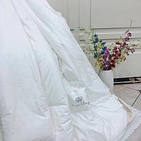 Одеяло двуспальное из бамбука и шелка