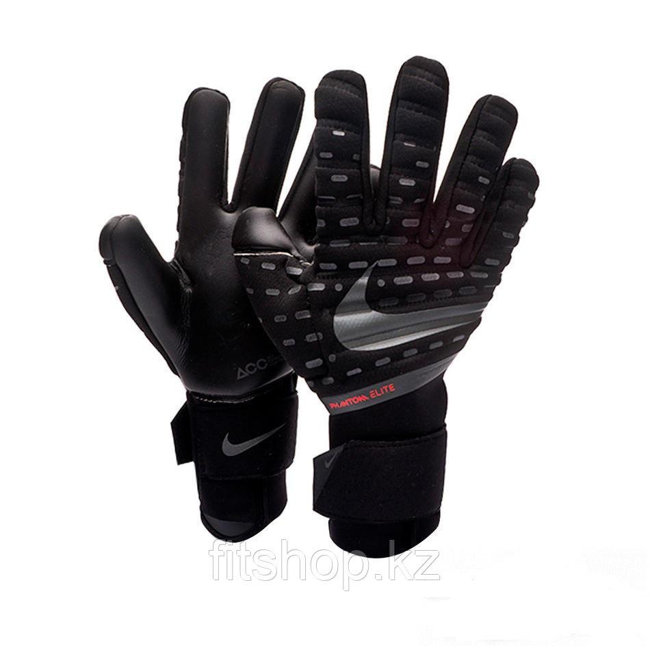 Вратарские перчатки Nike Phantom Elite  размер 8-9