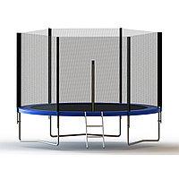Батут каркасный пружинный с защитной сеткой, Х-game диаметр 305см, высота 231см