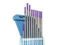 Электроды вольфрамовые КЕДР WE-3-175 Ø 3,2 мм (фиолетовый) AC/DC