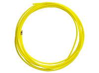 Канал направляющий тефлон КЕДР PRO (1,2–1,6) 3,5 м желтый
