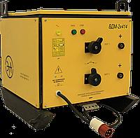 Выпрямитель ЭТА ВДМ-2х414 (3*380. , 75-400А, 210 кг)