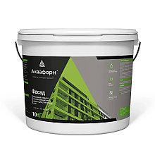 Фасадная жидкая теплоизоляционная краска для утепления стен АКВАФОРН-Фасад (10 л)