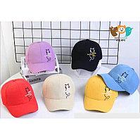 Детские кепки Котики