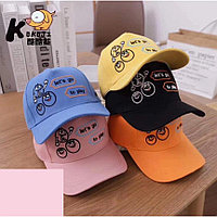 Детские кепки Смайлик