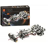 Конструктор LARI 11431 Блокадный корабль повстанцев Тантив IV. Аналог Lego Star Wars 75244 Tantive IV.