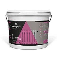 Акриловая грунт-эмаль для батарей и радиаторов отопления АКВАФОРН-Р (10 кг)