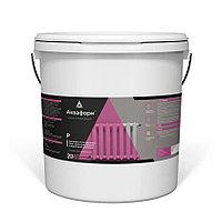 Акриловая грунт-эмаль для батарей и радиаторов отопления АКВАФОРН-Р (20 кг)