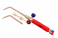 Горелка ацетиленовая КЕДР Г-2А-02 Малютка (№ 2-3 цельнотянутые наконечники)