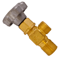 Вентиль кислородный ВК-94-01 исп. 07 для малых баллонов