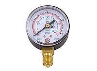 Манометр МП-50 Углекислота (0-0,4МПа, 30/12L/min) СО2