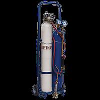 Комплект ПГУ-10А (тележка, баллоны 10,10л., ацетилен+кислород)