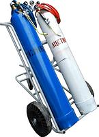Комплект ПГУ-40А (тележка,баллоны 40,л, ацетилен. кислород)