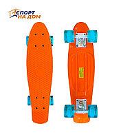 """Пенниборд (Penny Board) """"Оранжевый"""""""