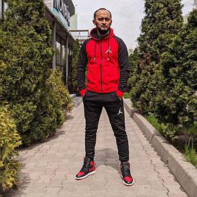 """Спортивный костюм Jordan """"Red\Black"""""""