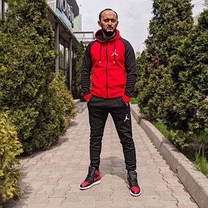 """Спортивный костюм Jordan """"Red\Black"""", фото 2"""