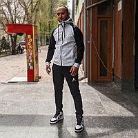 Спортивный костюм Air Jordan Gray\Black
