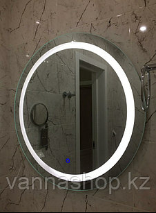 LED зеркало 80см на 80см