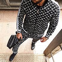 Спортивный костюм Louis Vuitton Black в Алматы, фото 2