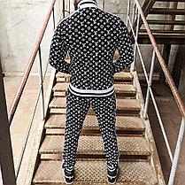 Спортивный костюм Louis Vuitton Black в Алматы, фото 3