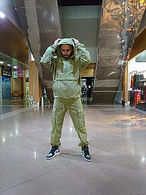Оригинальный спортивный костюм Jordan ( размер S.M)