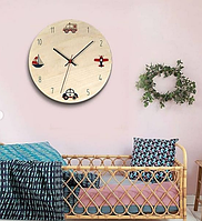 Настенные часы для детской комнаты