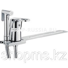 Смеситель гигиенический душ Frap F1250-2 с креплением на унитаз
