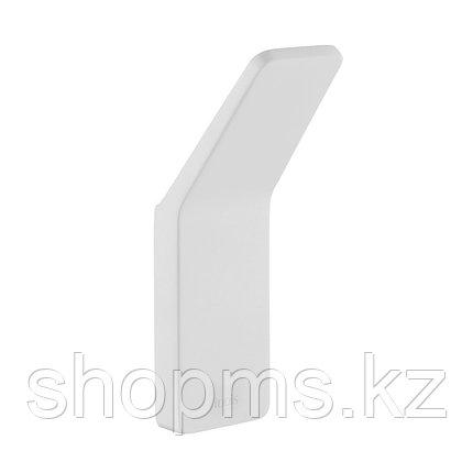Крючок одинарный Slide, белый матовый, IDDIS., фото 2