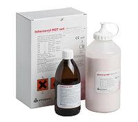 Пластмасса Interacryl Hot, цвет 10/порошок 1000 гр, жидкость 500 мл