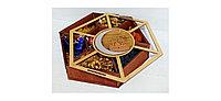 Коробка для сухофруктов, орехов и конфет.